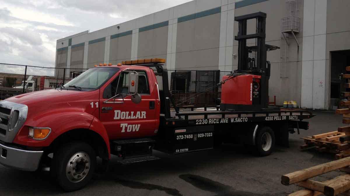 Sacramento Towing Service | 916-372-7458 | 24hr Car Towing