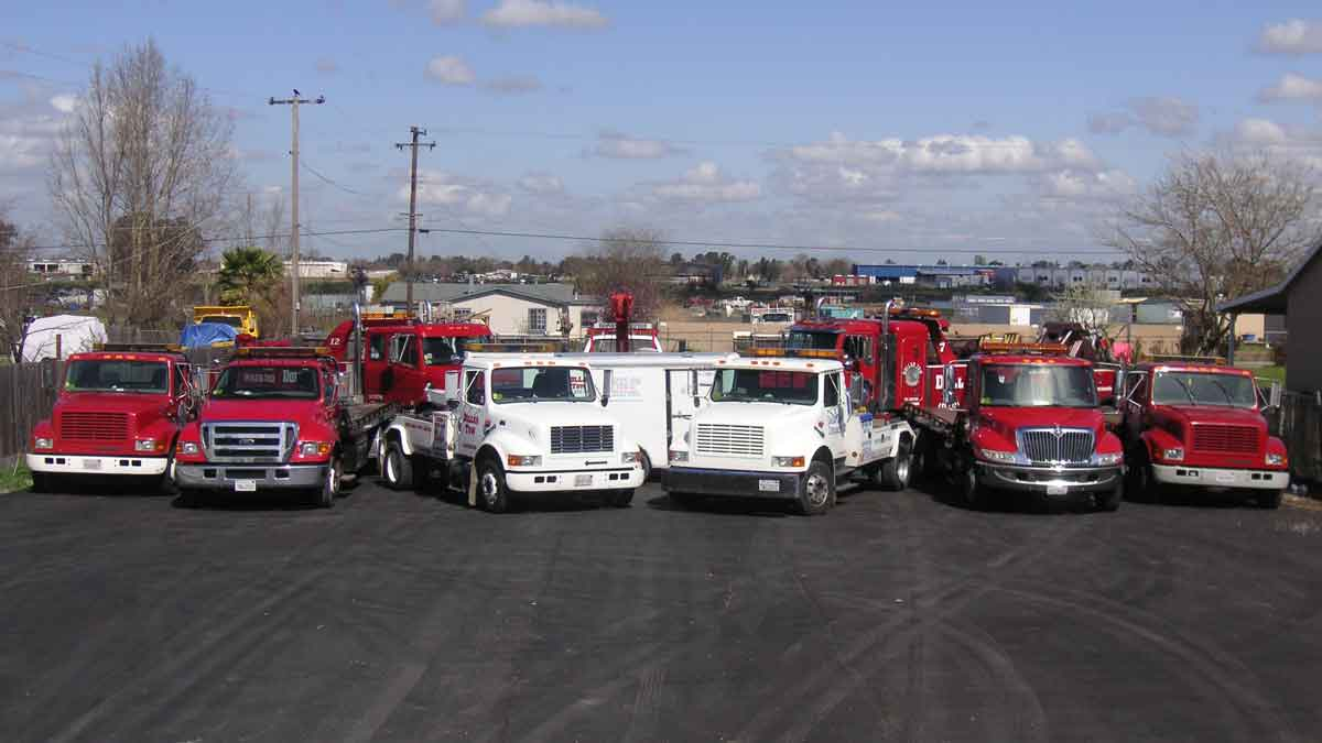 Local Towing Sacramento
